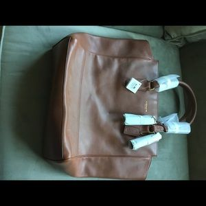 COACH LEGACY LEATHER TANNER NS TOTE 19924